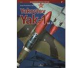 Szczegóły książki YAKOVLEV YAK-1. VOL.2 (MONOGRAPHS SPECIAL EDITION 7)