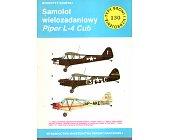 Szczegóły książki SAMOLOT WIELOZADANIOWY PIPER L-4 CUB