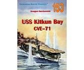 Szczegóły książki USS KITKUN BAY CVE-71