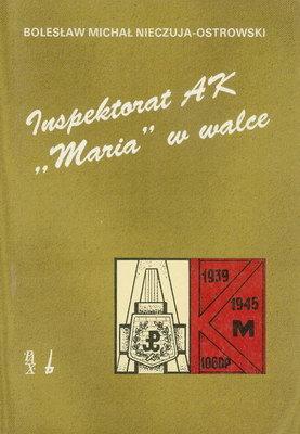 """INSPEKTORAT AK """"MARIA"""" W WALCE"""