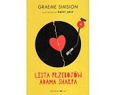 Szczegóły książki LISTA PRZEBOJÓW ADAMA SHARPA