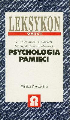 PSYCHOLOGIA PAMIĘCI