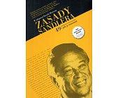 Szczegóły książki ZASADY SANDLERA. 49 PONADCZASOWYCH ZASAD SPRZEDAŻY
