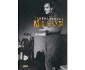 Szczegóły książki TAJNY DZIENNIK