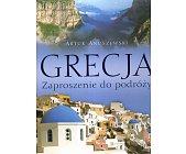 Szczegóły książki GRECJA ZAPROSZENIE DO PODRÓŻY