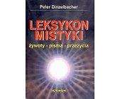 Szczegóły książki LEKSYKON MISTYKI