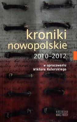 KRONIKI NOWOPOLSKIE 2010-2012