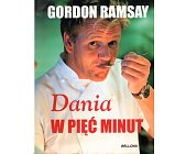 Szczegóły książki DANIA W PIĘĆ MINUT