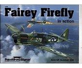 Szczegóły książki FAIREY FIREFLY