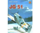 Szczegóły książki JG 51 - VOL II- MINIATURY LOTNICZE NR 36