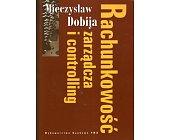 Szczegóły książki RACHUNKOWOŚĆ ZARZĄDCZA I CONTROLLING