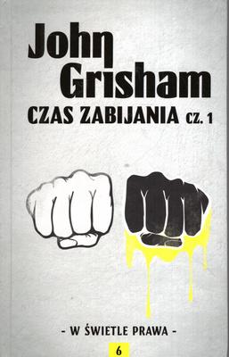 CZAS ZABIJANIA - 2 TOMY