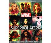 Szczegóły książki MARVEL - SUPERBOHATERKI