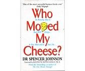 Szczegóły książki WHO MOVED MY CHEESE?