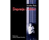 Szczegóły książki DEPRESJA U DZIECI