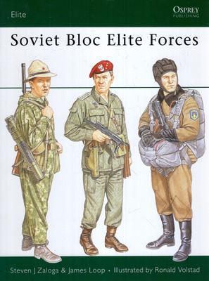 SOVIET BLOC ELITE FORCES (OSPREY PUBLISHING)