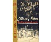 Szczegóły książki BUDDENBROOKOWIE - 2 TOMY