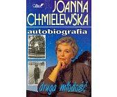 Szczegóły książki AUTOBIOGRAFIA - DRUGA MŁODOŚĆ