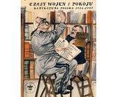 Szczegóły książki CZASY WOJEN I POKOJU. KARYKATURA POLSKA 1914-1939