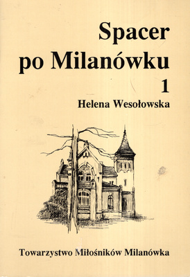SPACER PO MILANÓWKU - 3 TOMY