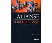 Szczegóły książki ALIANSE STRATEGICZNE