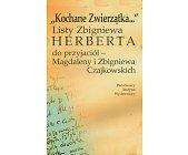"""Szczegóły książki """"KOCHANE ZWIERZĄTKA..."""""""