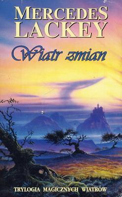 WIATR ZMIAN - TRYLOGIA MAGICZNYCH WIATRÓW - TOM II