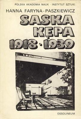 SASKA KĘPA 1918 - 1939