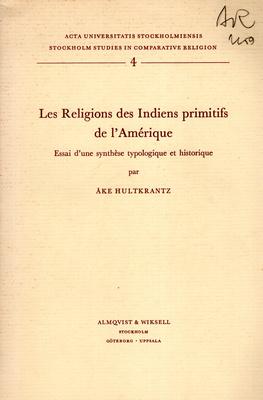 LES RELIGIONS DES INDIENS PRIMITIFS DE L'AMERIQUE