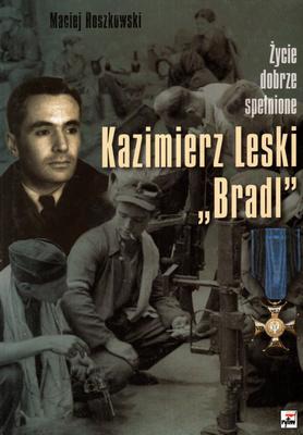 """KAZIMIERZ LESKI """"BRADL"""""""