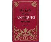 Szczegóły książki THE LYLE OFFICIAL ANTIQUES REVIEW 1971 - 1972