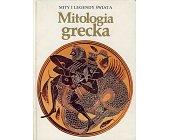 Szczegóły książki MITOLOGIA GRECKA
