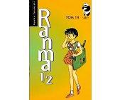 Szczegóły książki RANMA 1/2 - TOM 14