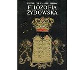 Szczegóły książki FILOZOFIA ŻYDOWSKA