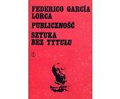 Szczegóły książki PUBLICZNOŚĆ, SZTUKA BEZ TYTUŁU