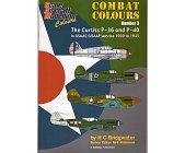 Szczegóły książki THE CURTISS P-36 & P-40 IN USAAC/USAAF