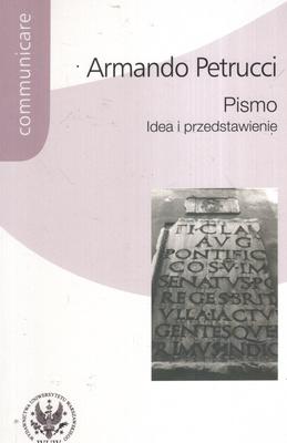 PISMO. IDEA I PRZEDSTAWIENIE