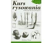 Szczegóły książki KURS RYSOWANIA