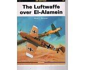 Szczegóły książki THE LUFTWAFFE OVER EL-ALAMEIN