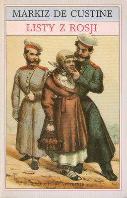 LISTY Z ROSJI - ROSJA W 1839 ROKU