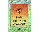 Szczegóły książki RELAKS W NAUCZANIU