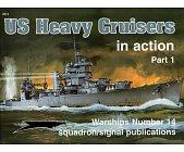 Szczegóły książki US HEAVY CRUISERS IN ACTION, PART 1