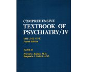 Szczegóły książki COMPREHENSIVE TEXTBOOK OF PSYCHIATRY/IV - 2 VOL.