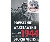 Szczegóły książki POWSTANIE WARSZAWSKIE 1944