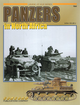 PANZERS IN NORTH AFRICA (ARMOR AT WAR SERIES 7043)