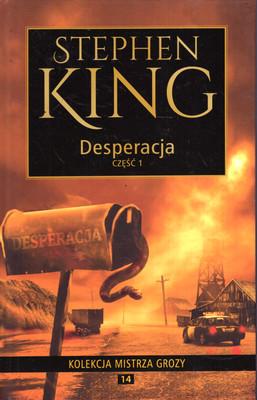 DESPERACJA - 2 TOMY