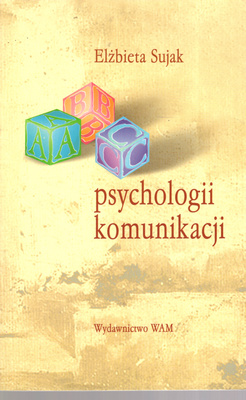 PSYCHOLOGIA KOMUNIKACJI