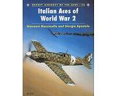 Szczegóły książki ITALIAN ACES OF WORLD WAR 2 (OSPREY AIRCRAFT OF THE ACES 34)