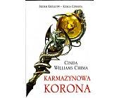 Szczegóły książki SIEDEM KRÓLESTW - KSIĘGA 4 - KARMAZYNOWA KORONA
