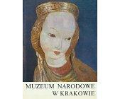 Szczegóły książki MUZEUM NARODOWE W KRAKOWIE
